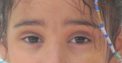Les yeux de kiya