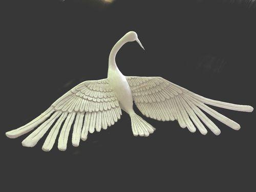 Oiseau fini