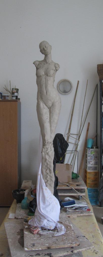 Nouvelle sculpture 15février